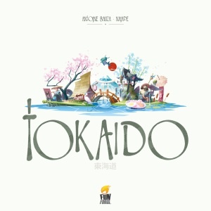 Tokaido is for 2-5 players, and plays in roughly 20-40 minutes